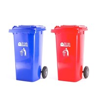 Tempat Sampah 240L Dustbin 30 % Recycle