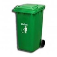 Tempat Sampah Dalton 240L Dustbin 100% Recycle Dustbin