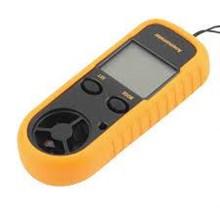 Termometer Digital Anemometer Alat Ukur Kecepatan