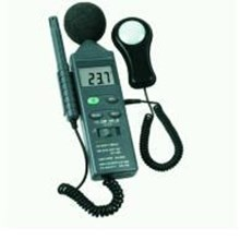 Environment Meter 4 In 1 Cem Dt-812 Termometer