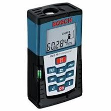 Multimeter Meteran Laser Digital Bosch Dle 70 Pro