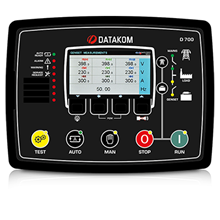 Modul Genset DATAKOM D-700 TFT SYNC Genset Controller Synch Version