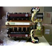 Kyoritsu AUTOMATIC TRANSFER SWITCH Type 606 MZ 60 Ampere 4 Pole