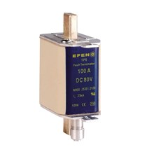 TPS Fault Terminator Fuse Link Size OO 80A