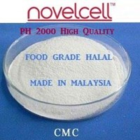 Cmc (Carboxyl Methyl Cellulose) Food Grade Halal Bahan Kimia Makanan