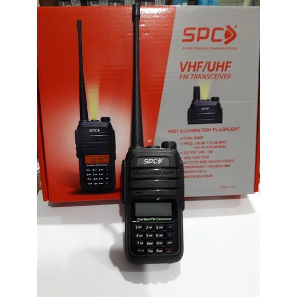 RRadio HT / Walkie Talkie SPC SH-20 Dual-Band