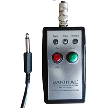 Lighting Rod Tester Bakiral
