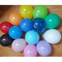 Jual Balon Tiup bulat ukuran 11 ac