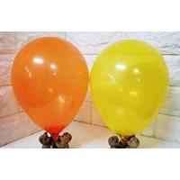 Jual Balon Tiup bulat ukuran 9 mm