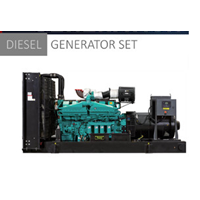 Genset Industri & Heavy