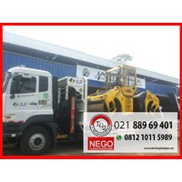 Self Loader 40 Ton Karoseri Modifikasi Murah 5
