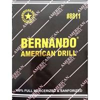 Kain Drill Bernando Americal Drill Sekelas Verlando