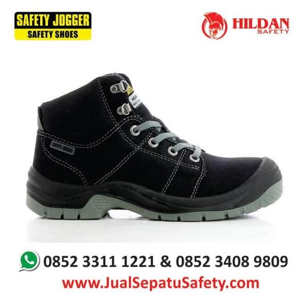 Harga Sepatu Safety JOGGER DESERT 011