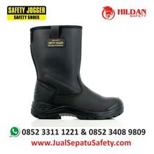 Sepatu Boots Safety JOGGER BOREAS 2 Original