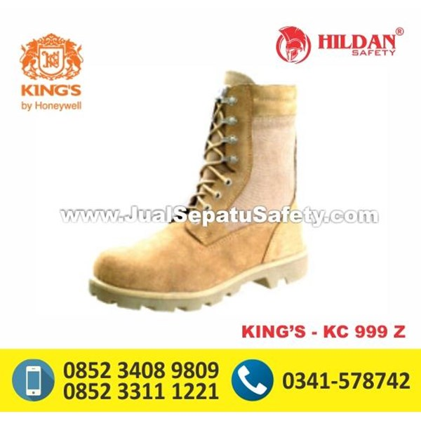 Harga Sepatu Safety KINGS KC 999 Z Murah di Bandung