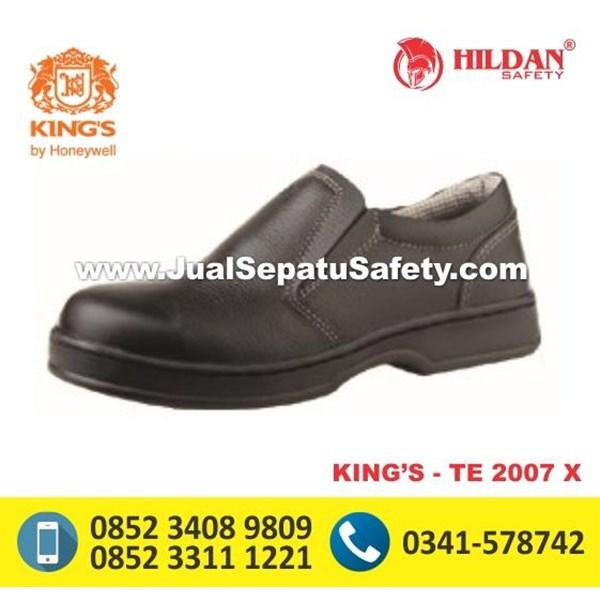 Harga Sepatu Safety KING K2 TE 2007 X Murah