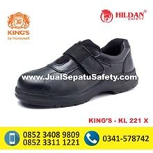 Sepatu Safety KINGS KL 221 X Terjamin