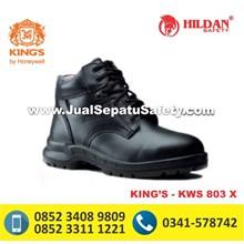 Harga Sepatu Safety KINGS KWS 803 X Asli