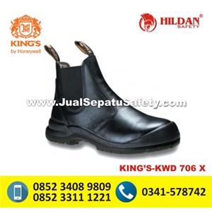 Sepatu Safety KINGS KWD 706 X  Original