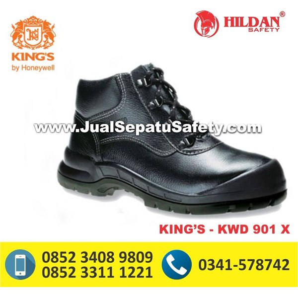 Sepatu Safety KWD 901 X  Original