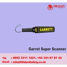 Harga METAL DETECTOR SUPER SCANNER LP MD 0129 Murah