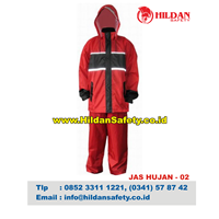 Jas Hujan RAIN COAT SAFETY Terbaik