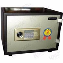 KRISBOW safe FIREPROOF SAFE Fireproof 137454 KW20 Type-90