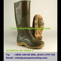 Sepatu AP BOOTS Proyek - Seri AP TERRA 2 Asli