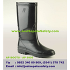AP BOOTS Shoes PROYEK Seri AP 9905 Asli 1