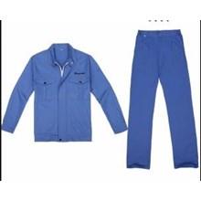 Baju Safety (Long Sleeves Shirt And Pants)