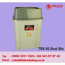 Tempat Sampah Plastik TRS 66 Dust Bin MASPION