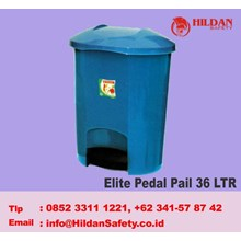 Tempat Sampah MASPION Elite Pedal Pail 36LTR