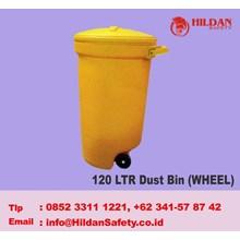 Harga Plastik Tempat Sampah 120 LTR Dust Bin (WHEEL)