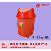 Tempat Sampah MASPION R 16 Dust Bin Asli