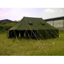Distributor Tenda TNI Ukuran 6 x 12 meter  Terlengkap