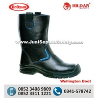HARGA Dr.OSHA Wellington Boot PU GROSIR