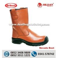 Distributor Sepatu Safety Dr.OSHA Nevada Boot PU MURAH