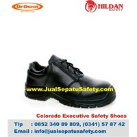 Sepatu Keamanan Dr.Osha Colorado Excecutive Rubber PU Import