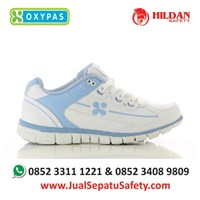 Sepatu Perawat Medis OXYPAS SUNNY-LBL
