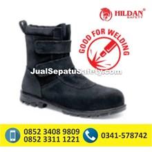 Distributor Sepatu Safety CHEETAH Boot 2290 Terpercaya
