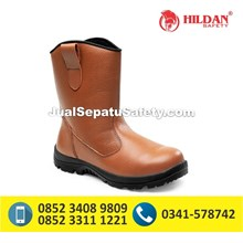 Sepatu Safety  CHEETAH 2288 Pull-Up Rigger BOOTS