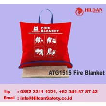 Harga ATG1515 Fire Blanket Terbaik