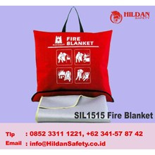Supplier SIL1515 Fire Blanket Terbesar