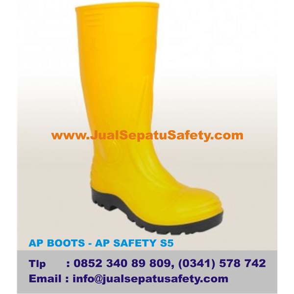 Sepatu AP BOOTS SAFETY S5 Proyek
