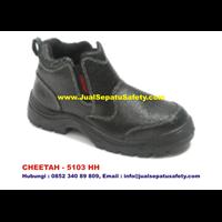 Distributor Sepatu Safety CHEETAH 5103 H