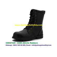 Sepatu Safety CHEETAH 2286 Boot Bertali