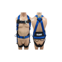 Safety HARNESS Merk LEOPARD LP SH0280 Full Body