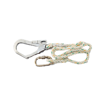 Safety Lanyard LEOPARD Single LP0172