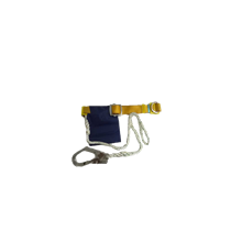 LEOPARD SAFETY BELT SINGEL BIG HOOK LP 0240