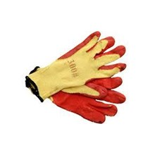 Distributor Sarung Tangan LEOPARD Latex Dipping Glove LP 0178